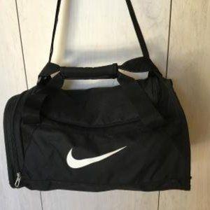 Nike Duffle Travel Bag Black - Unisex